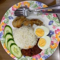Nasi Lemak Ayam Goreng Kota Kemuning