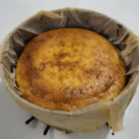 OSY burn cheese cake